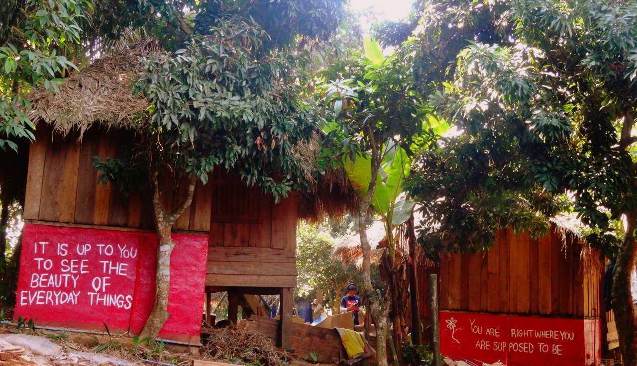 daauw homestay area