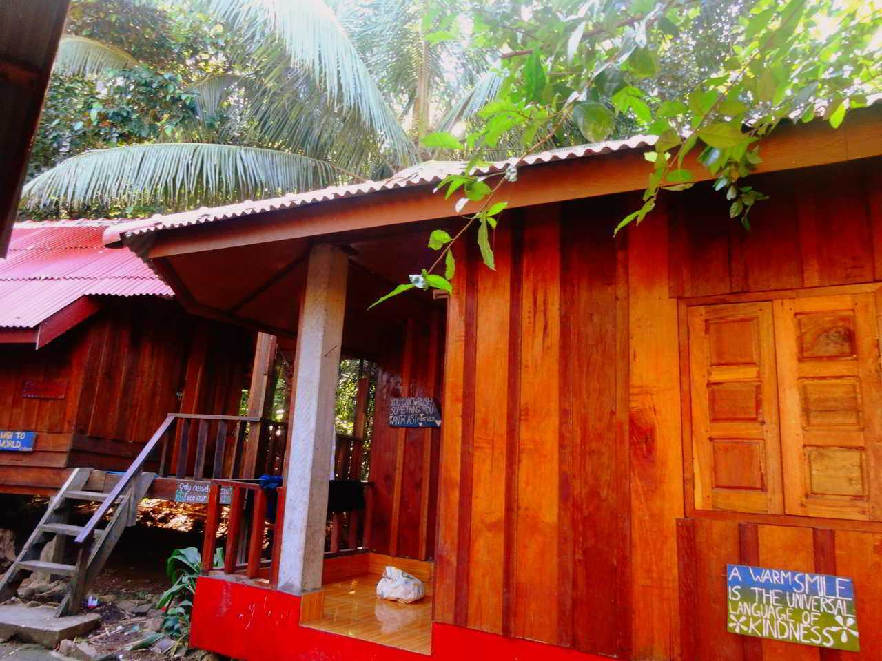daauw room on daauw homestay