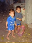 Daauw children 2 - Kajsiab Children