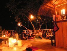 Picture of the lounge of Huay Xai on Daaw Village