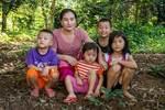Hnong's family